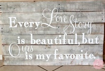 All you need is love / by Shawna Grover