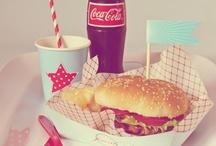 Burger Party / by Crystal Lee Garza