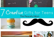 Christmas Gift Ideas / Fun, creative and (mostly) handmade gift ideas for Christmas - or anytime! / by Kimberlee Stokes