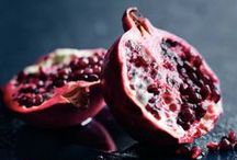 Food photography - raw ingredients