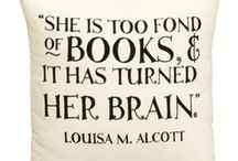 Mostly Literary Quotes  ✿⊱╮