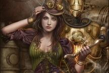 Steampunk  ✿⊱╮