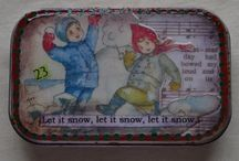 Altoid  / Altoid Tin Crafts / by Becky Smith