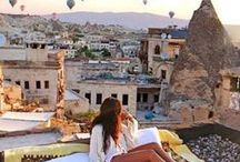 Travel / by Veronica González