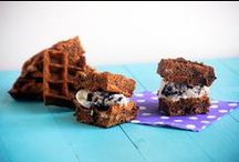 Waffle Week 2014 / The first week in September is National Waffle Week! This year, a few talented food bloggers have teamed up to give you the best waffles have to offer. #waffleweek2014