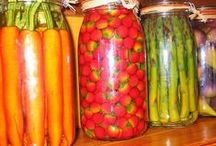 Food: Preservation / Canning, dehydrating and curing foods.