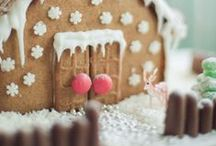 Gingerbread house - casette di pan pepato