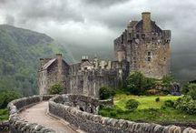 England and Scotland
