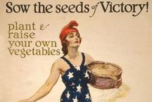 Victory Garden / Posters about Victory Gardens