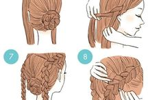 Cool but easy hair dos / Very easy hairstyles to do quickly when your in a hurry