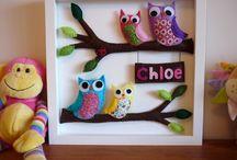 { crafts } / by Aubrey Anne Williams