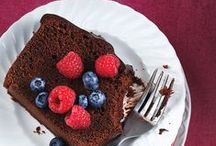 Yummy dessert recipes / Simply scrumptious dessert recipes your family will love.