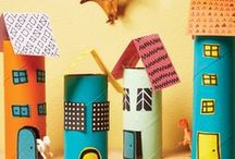 Crafts and DIY / Have crafty kids? Check out some ideas we've come up with to satisfy their artistic flair!