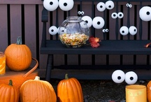 Halloween Ideas / by Jen *Craft-O-Maniac