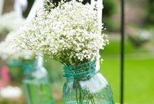 Elegant Wedding / Wedding inspired by elegance in a rustic setting.  Nature meets sophistication.  #Silver #Handfasting #DIY #Budgets / by Angela LeBrun (@angela4design)