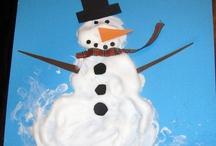 kids' winter activities / by Jodi Bennett