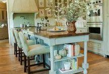 Pretty Kitchens!