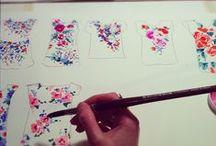 Illustrations/art / Illustration and art / by Esteé Steyn