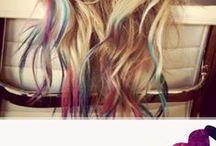 hair hairy hairy ~ / lets make something nu w ur hair :3