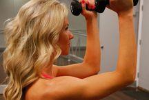 exercises/ healthy eats
