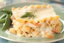 Hot!! Pasta and Potatoes  / by Brenda Dauner