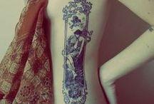 Tattoos  / by Melissa Ray