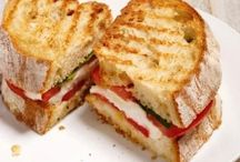 Lunch,sandwiches,paninis