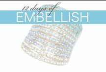 12 Days of Embellish