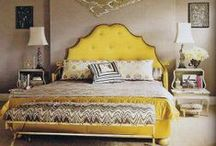 Design | Bedrooms / Ideas and Inspiration for bedroom interior designs