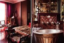 Color Stories | Autumn Hues / Trend Spotting Autumn Fall Interiors in Design, Home Decor, Art, Accessories, Style and Fashion. Featured: Autumn, Burnt Sienna, Copper, Autumnal Hues, Color Palettes