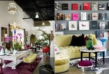 Haute Shops | Home Decor / Featuring my favorite home decor, art, accessories, interior design retail stores and shops