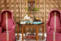 Trend Spotting | Chairs / Trend Spotting fabulous chairs in Design, Home Decor, Art, Accessories, Style and Fashion. Featured: Dome chairs, porter chairs, antique, vintage, modern, midcentury chairs