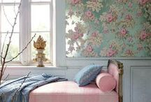 Color Stories | Pastel / Trend Spotting Pretty Pastel Interiors in Design, Home Decor, Art, Accessories, Style and Fashion. Featured: Pastel, Mint, Pink, Baby Blue, Creams, Nude Color Palettes