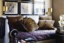 Trend Spotting | Animal Print / Trend Spotting Animal Leopard Print in Design, Home Decor, Art, Accessories, Style and Fashion. Featured: Leopard print, snake print, python prints and more