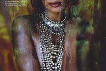Trend Spotting | Bejeweled / Trend Spotting bejeweled jewelry in Design, Home Decor, Art, Accessories, Style and Fashion.