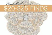 Embellish Me $20-$25