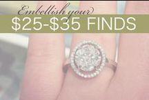 Embellish Me $25-$35