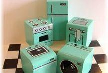 Dollhouse-making