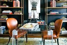 Design | Home Tours / Ideas and Inspiration for residential interior designs. Features home tours from all over the world