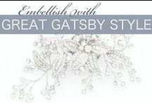 Great Gatsby Inspired Style
