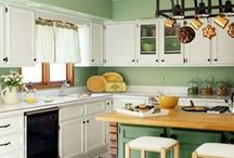 Kitchen Ideas & Decor / by Penny Oakes