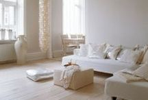 Color Stories | White / Trend Spotting White Interiors in Design, Home Decor, Art, Accessories, Style and Fashion. Featured: All White Color Palettes