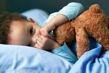 My child won't sleep / Make sure you and your family are catching their zzzs.