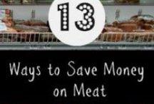 Ways to Save / Ways to save money