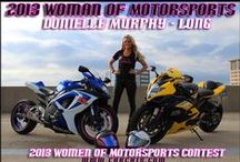 2013 Women of Motorsports Contest / ** The 2013 Women of Motorsports Contest ** YES – it is finally that time again ladies!  Contest Starts: Sunday, September 29th Contest Ends: Saturday, October 12th  So get your cameras out and shoot a photo that highlights you and your vehicle of choice! This contest is not about clicking the best photo, but about celebrating and supporting the Women of Motorsports!  For Contest Rules & Info: http://carchix.com/wp/women-of-motorsports-contest/