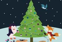 Family-friendly Christmas / Bring the magic to your Christmas with a little help from us!