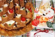 Recipe for Christmas / Tutte le ricette adatte alle feste natalizie
