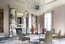 Trend Spotting | Chandelier Swoon / Trend Spotting interiors with gorgeous lighting and chandeliers in Design, Home Decor, Art, Accessories, Style and Fashion.
