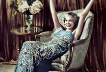 Fashion | Great Gatsby / Featuring fashions and style from the roaring 20's Great Gatsby