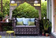 Design | Outdoor Living / Ideas and Inspiration for outdoor, backyard, patio, deck designs